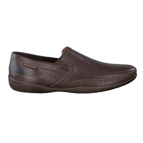 Mocassins IRWAN marron