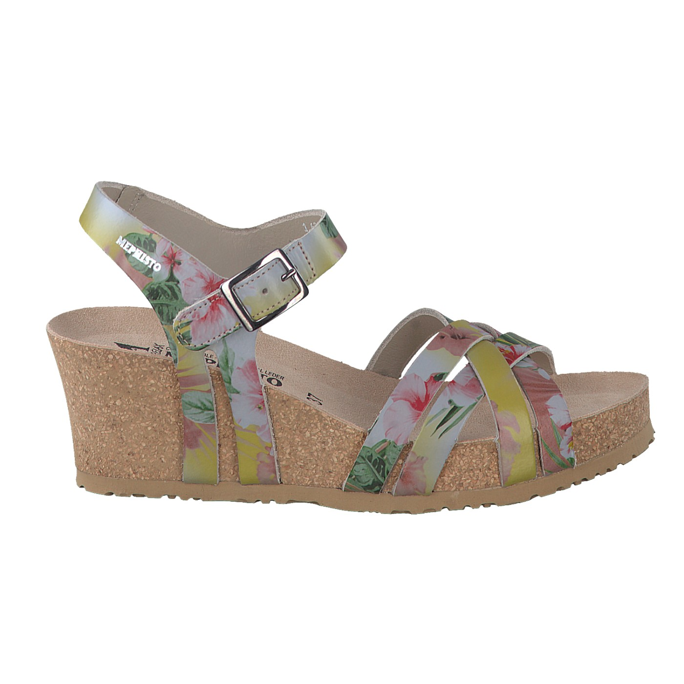 Mephisto LANNY Multicolore - Chaussures Sandale Femme