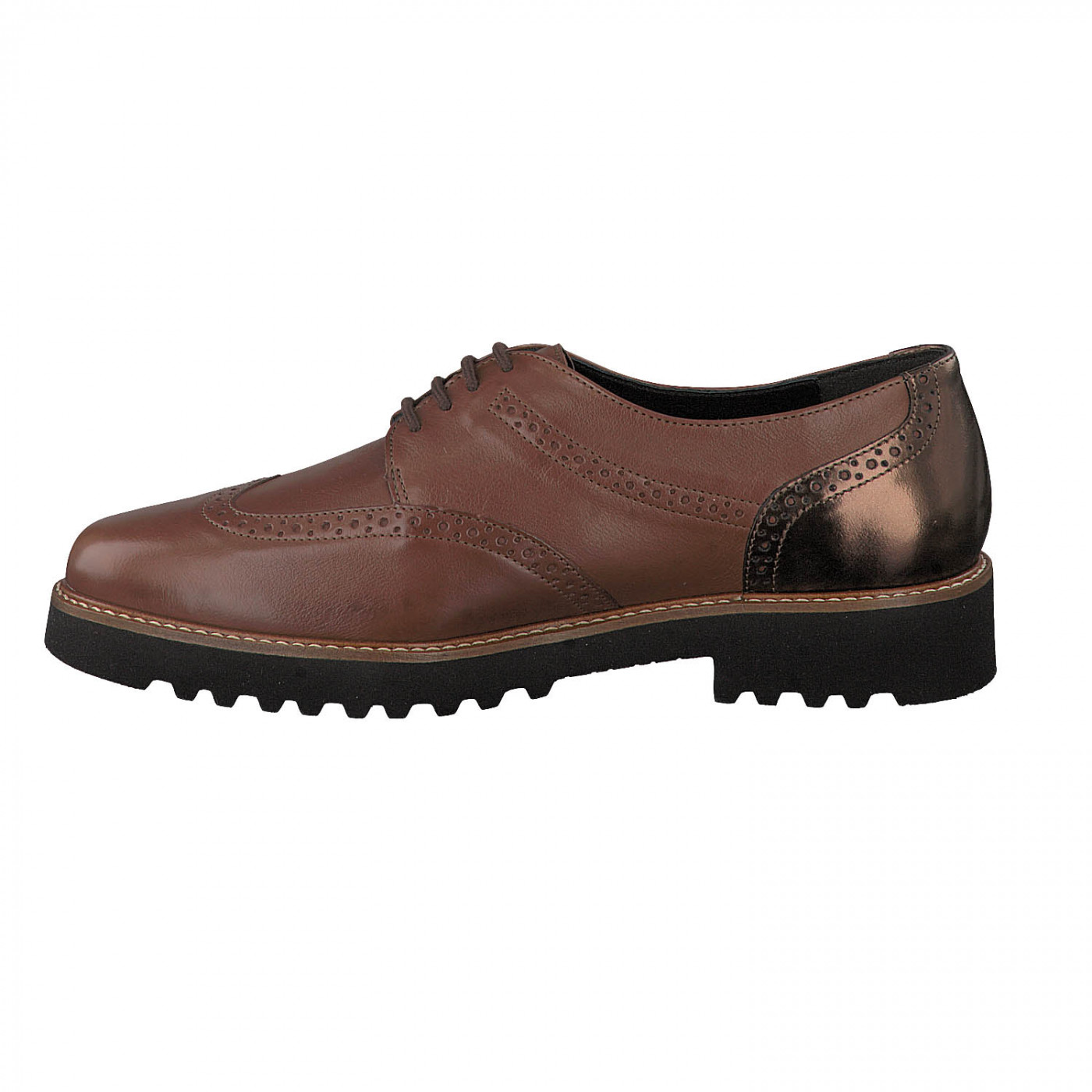 3373d558dafde8 Chaussures SALLY marron - Mephisto