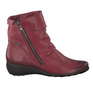 Boots SEDDY rouges