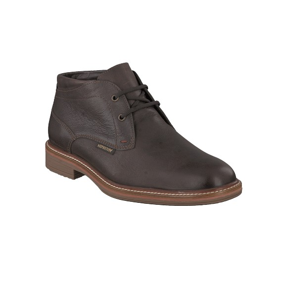 Boots WALFRED marron