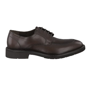 Derbies TITUS marron