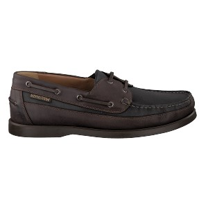 Mocassins BOATING noirs