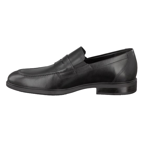 Mocassins FORTINO noirs