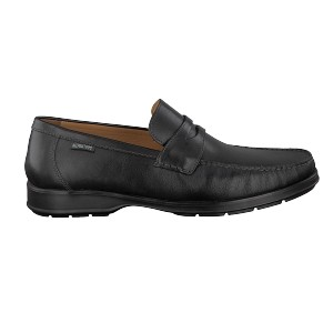 Mocassins HOWARD noirs