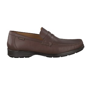 Mocassins HOWARD marron