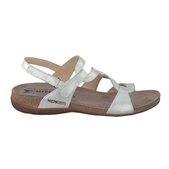 Sandales ADELIE blanches