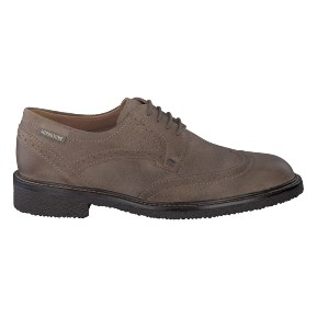 Derbies GEFFRAY marron