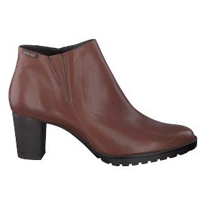 Bottines JAMILA marron