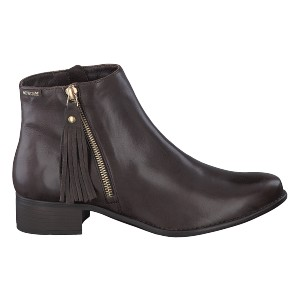 Bottines EUGENIE marron
