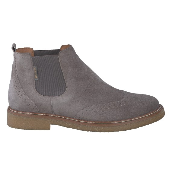 Chelsea boots FELICITA taupe