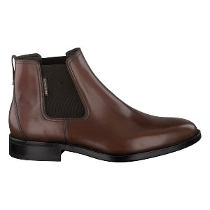 Boots COLBY marron
