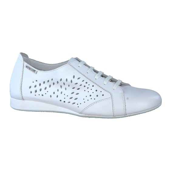 Baskets BELISA PERF blanches