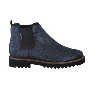 Bottines SILVIA bleu marine
