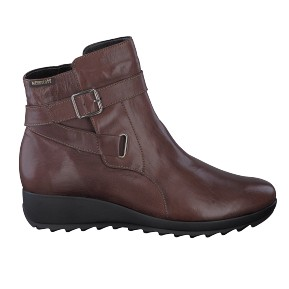 Bottines ARIANE marron