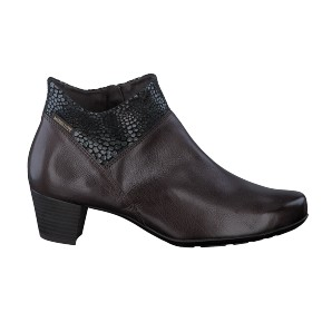Bottines MICHAELA marron