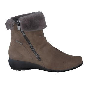 Bottines SEDDY WINTER marron