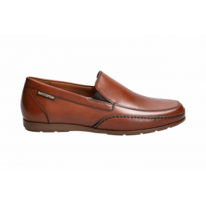 Mocassins ANDREAS marron