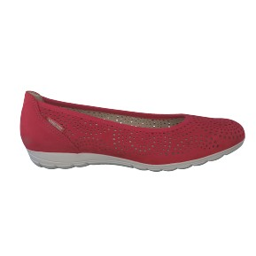 Ballerines ELSIE PERF rouges