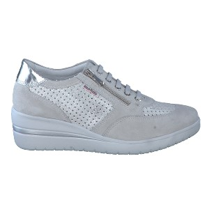 Chaussures PRECILIA PERF gris clair