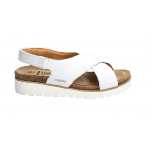Sandale TALLY blanches