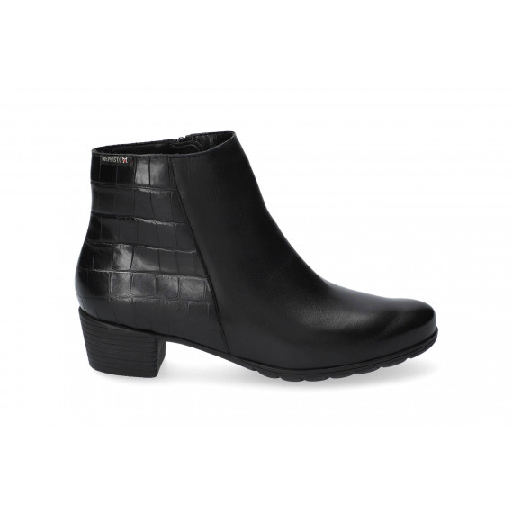 Bottines ILSA noires