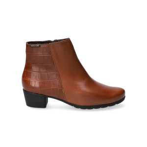 Bottines ILSA marron