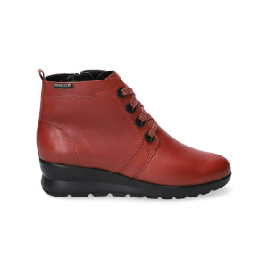 Bottines PHILIPA orange