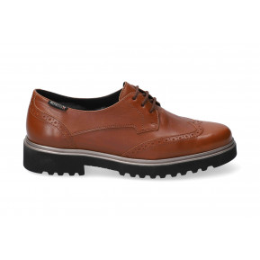 Derbies SELENIA marron