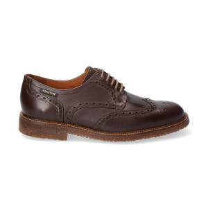 Derbies PIERS marron foncé