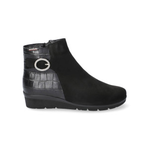 Bottines NELCIA noires