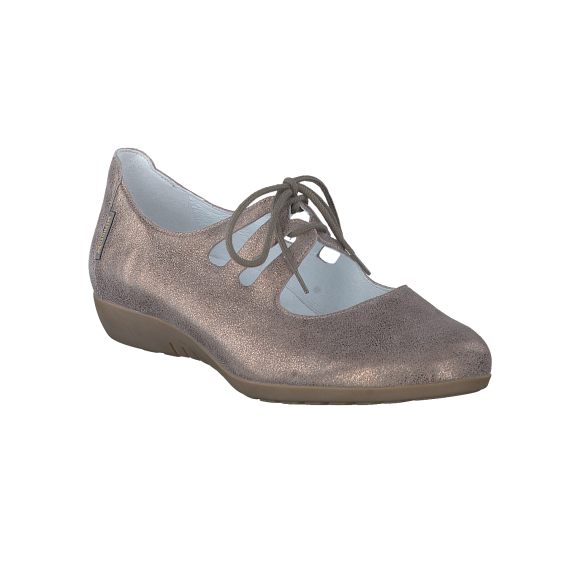 Chaussures DARYA taupe pailleté